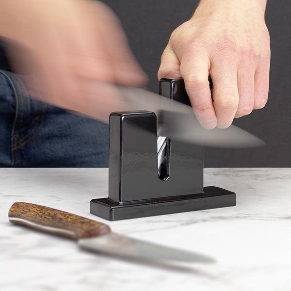 Sharpening & Storage