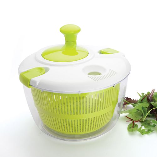 CleanEating Large Salad Spinner 4 Ltr