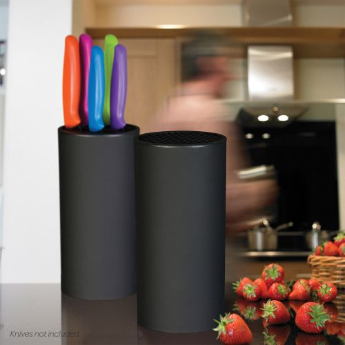 Universal Soft Touch Knife Block